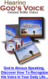 Hearing God's Voice Bible Class